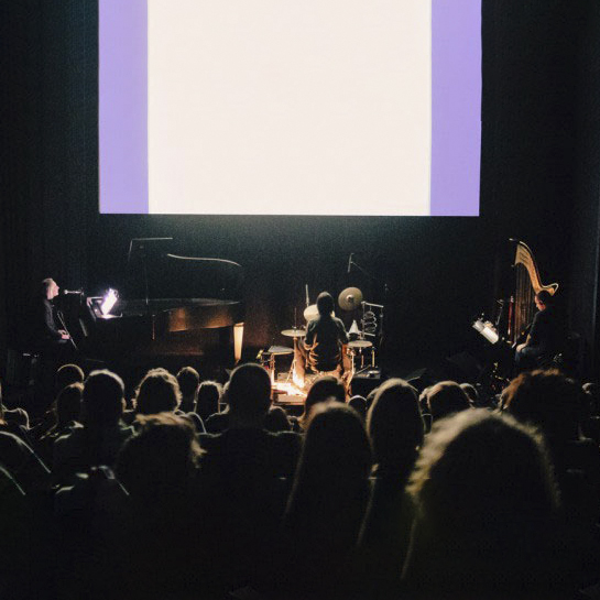 Paglej cycle of films about music – autumn series